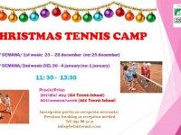 CHRISTMAS TENNIS CAMP