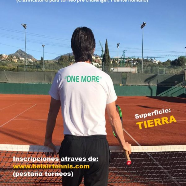 VII TORNEO ABSOLUTO ' ONE MORE'
