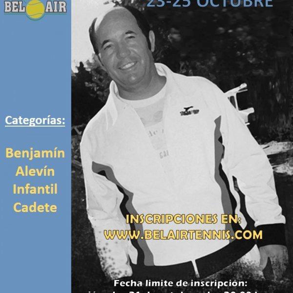 'TEO BARRIO' TENNIS TOURNAMENT