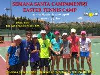 CAMPAMENTO DE SEMANA SANTA / EASTER TENNIS CAMP