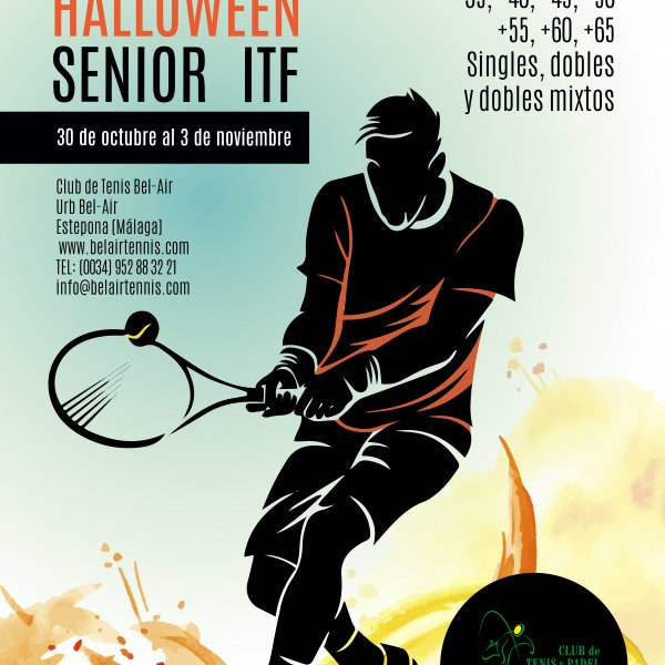 I BEL-AIR HALLOWEEN SENIOR ITF