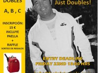 TORNEO DE DOBLES DE TENIS ' TEO BARRIO' / DOUBLES TENNIS TOURNAMENT