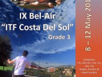 IX BEL-AIR ITF ' COSTA DEL SOL'